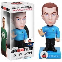 Фигурка Star Trek Big Bang Theory: Sheldon Wacky Wobbler