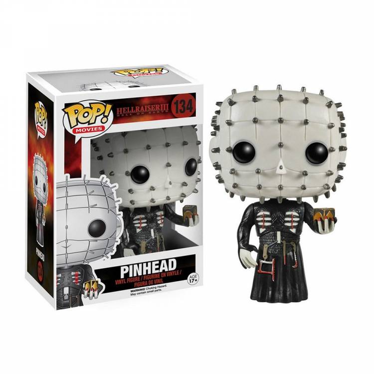Фигурка POP Movies: Hellraiser - Pinhead