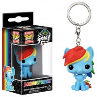 Брелок POP My Little Pony - Rainbow Dash