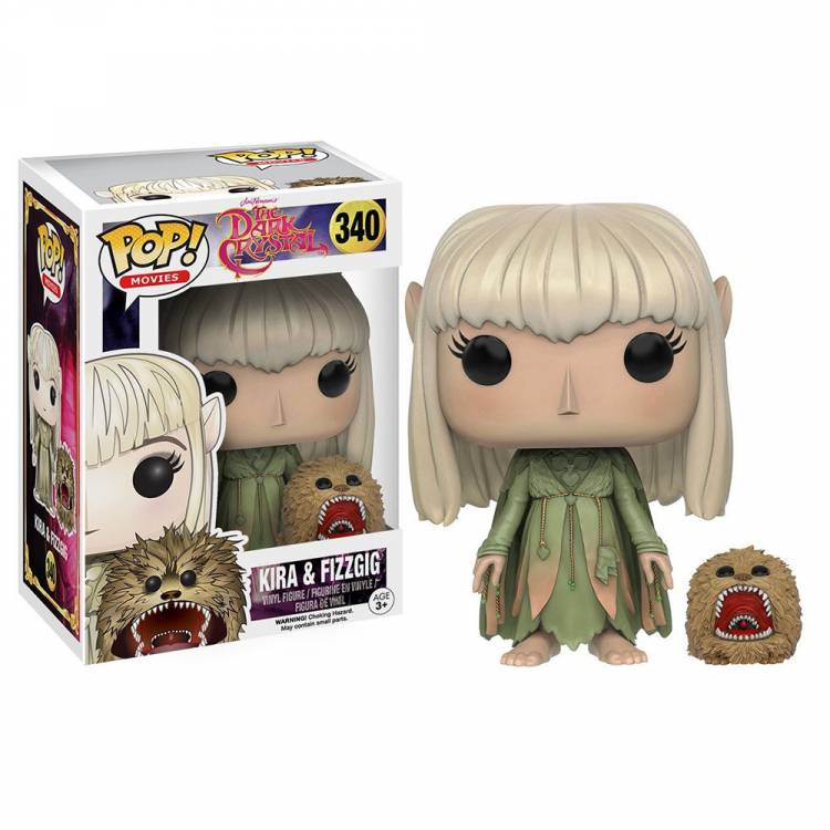 Фигурка POP Movies: Dark Crystal - Kira & Fizzgig