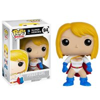 Фигурка POP Heroes: DC - Power Girl