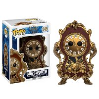 Фигурка POP Disney: Beauty & The Beast - Cogsworth
