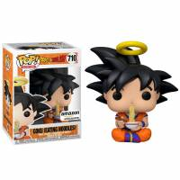 Фигурка POP Animation: Dragon Ball Z - Goku Eating Noodles (Exc)