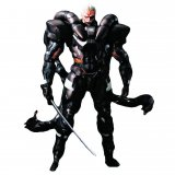 Фигурка Metal Gear Solid 2 Solidus Snake Play Arts Kai