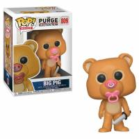 Фигурка POP Movies: The Purge: Election Year - Big Pig