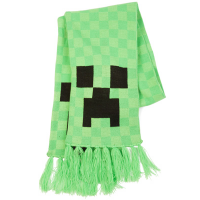 Шарф Creeper Face - Minecraft Scarf
