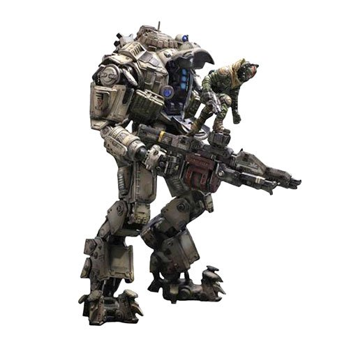 Фигурка Titanfall - Atlas Play Arts Kai