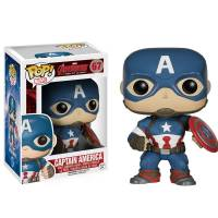 Фигурка POP Marvel: Avengers: Age of Ultron - Captain America