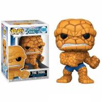 Фигурка POP Marvel: Fantastic Four - The Thing