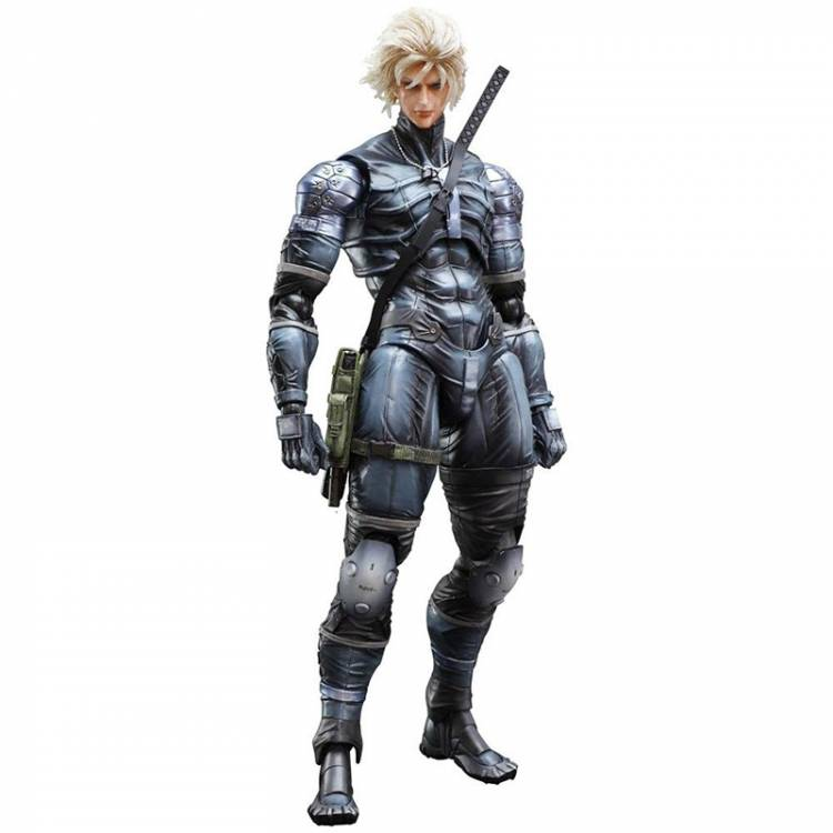 Фигурка Metal Gear Solid 2: Sons of Liberty - Raiden Play Arts