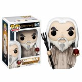 Фигурка POP Movies: The Lord of the Rings - Saruman