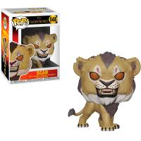 Фигурка POP Disney: The Lion King Live Action - Scar