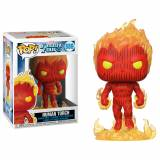Фигурка POP Marvel: Fantastic Four - Human Torch