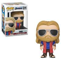 Фигурка POP Marvel: Avengers: Endgame - Casual Thor