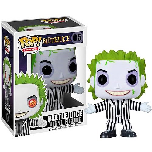 Фигурка POP! Beetlejuice