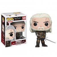 Фигурка POP Games: The Witcher - Geralt