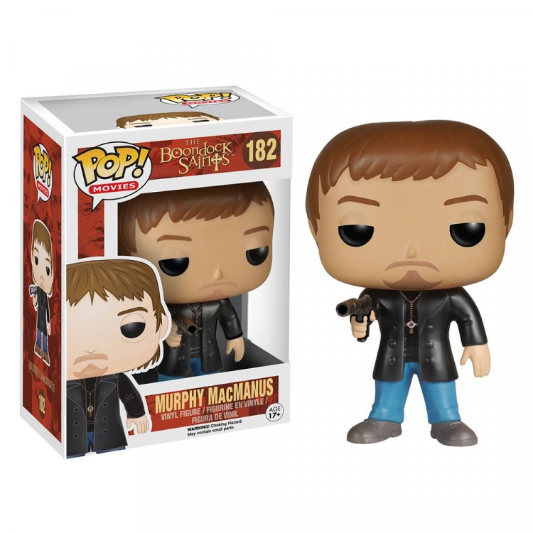 Фигурка POP Movies: Boondock Saints - Murphy MacManus