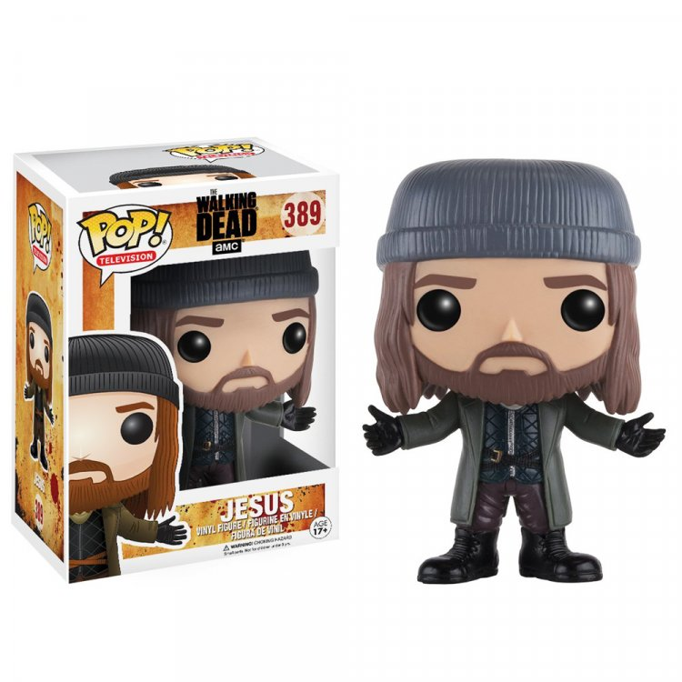 Фигурка POP TV: The Walking Dead - Jesus