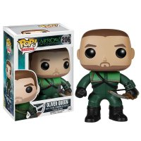 Фигурка POP TV: Arrow - Oliver Queen 'The Green Arrow'