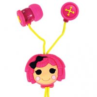 Наушники Lalaloopsy Red buttons