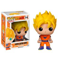 Фигурка Funko POP! Anime: Dragon Ball Z Super Saiyan Goku