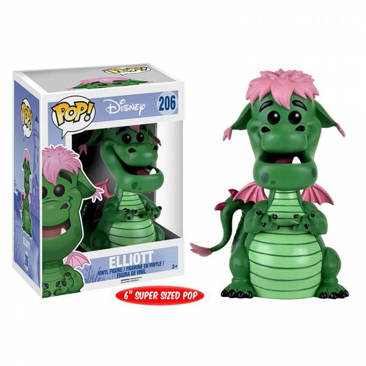 Фигурка POP Disney: Pete's Dragon - Elliott
