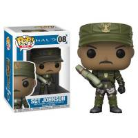Фигурка POP Games: Halo - Sgt. Johnson