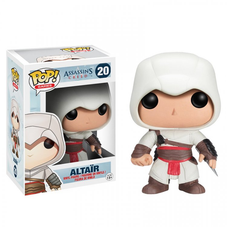Фигурка POP Assassin's Creed Altair