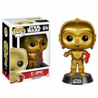 Фигурка POP Star Wars Episode 7 - C-3PO