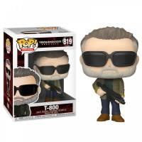 Фигурка POP Movies: Terminator: Dark Fate - T-800