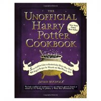 Книга The Unofficial Harry Potter Cookbook