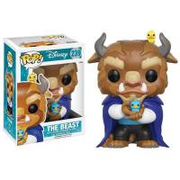 Фигурка POP Disney: Beauty and the Beast - The Beast with Cape
