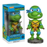 Фигурка Teenage Mutant Ninja Turtles - Leonardo Wacky Wobbler