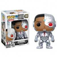Фигурка POP Movies: Justice League - Cyborg