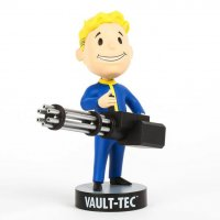 Фигурка Fallout 3: Vault Boy 101 Series 3 - Big Guns