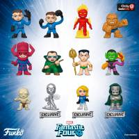 Фигурка Mystery Minis - Fantastic Four (Gamestop Exclusive)