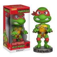 Фигурка Teenage Mutant Ninja Turtles - Raphael Wacky Wobbler