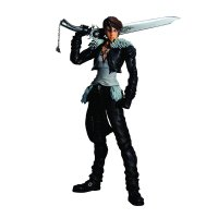 Фигурка Dissidia Final Fantasy - Squall Play Arts Kai