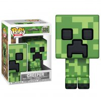 Фигурка POP Games: Minecraft - Creeper