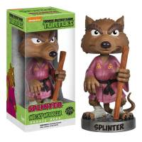 Фигурка Teenage Mutant Ninja Turtles - Splinter Wacky Wobbler