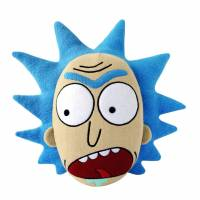 Подушка Rick and Morty - Angry Rick Sanchez Designer [Эксклюзив]