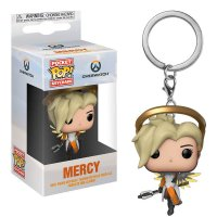 Брелок Pocket POP Keychain: Overwatch - Mercy