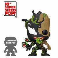 Фигурка POP Marvel: Spider-Man Maximum Venom - Venomized Groot (25 см)