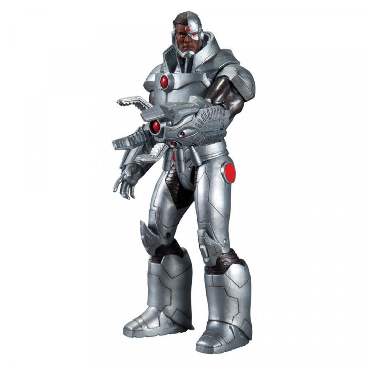 Фигурка DC Comics: Justice League - Cyborg