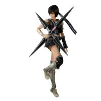 Фигурка Final Fantasy VII: Advent Children - Yuffie Kisaragi Play Arts Kai