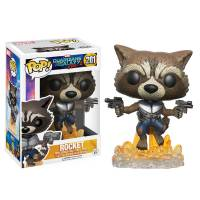 Фигурка POP Movies: Guardians of the Galaxy 2 - Flying Rocket