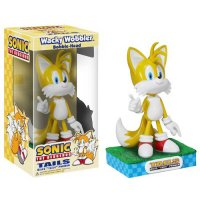 Фигурка Sonic The Hedgehog Tails Wacky Wobbler