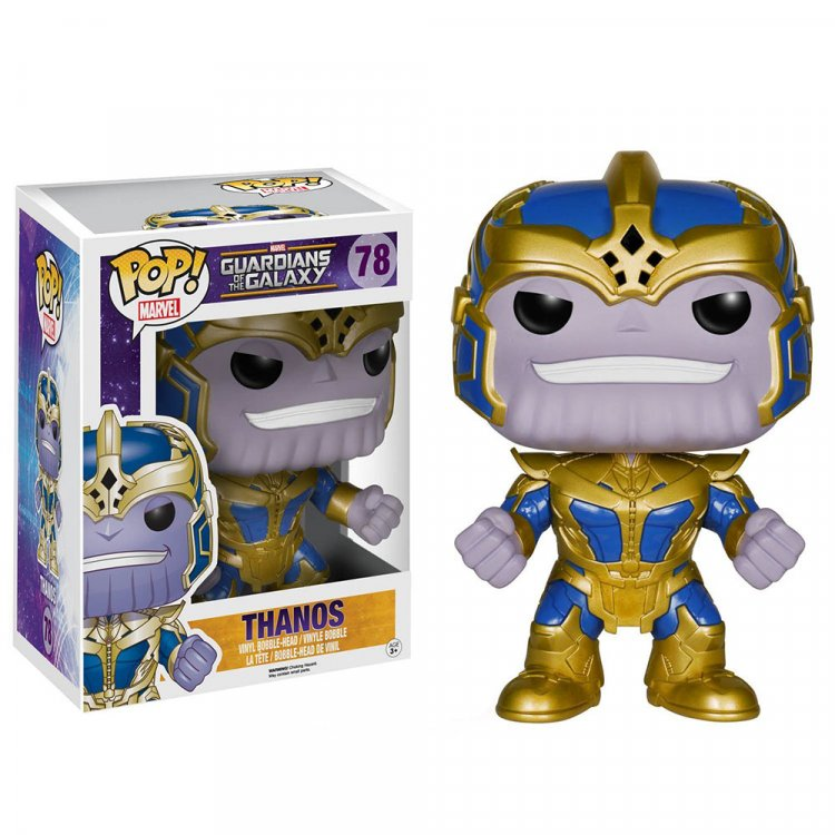 Фигурка POP Marvel: Guardians of The Galaxy - Thanos