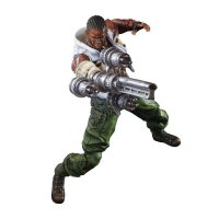 Фигурка Final Fantasy VII: Advent Children - Barret Wallace Play Arts Kai