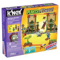 Конструктор K'nex Plants vs. Zombies - Wild West Skirmish